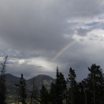Rocky Mountain National Park - Rainbow