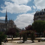 Notre Dame and the Park